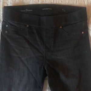 Liverpool Jeans Company Jeans - Liverpool Stitchfix Size 8/29 Jegging Dark Gray
